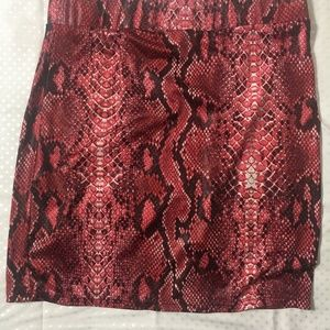 Fashion Nova Skirt Size M